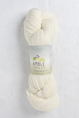 Image of The Fibre Company Amble White Heather