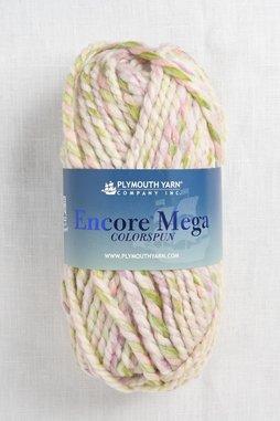 Image of Plymouth Encore Mega Colorspun 7171 Pink Lemonade