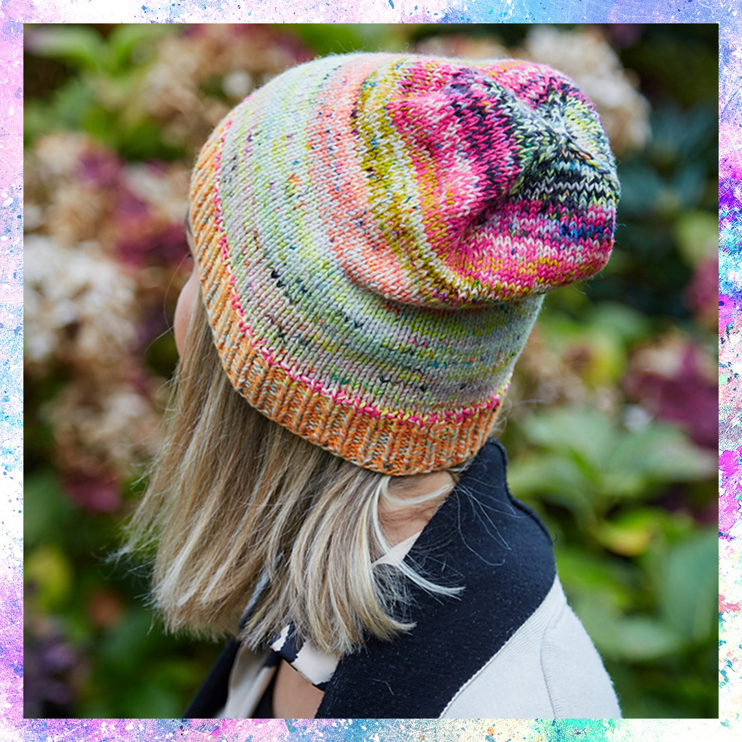 Feature Pattern of the Week - Scrappy Marl