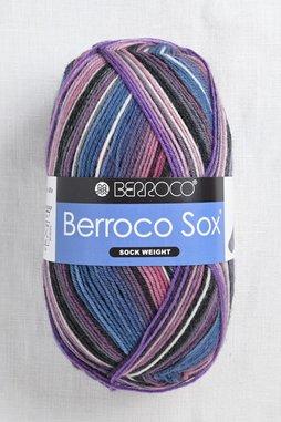 Image of Berroco Sox 14109 Flowerdale