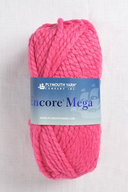 Image of Plymouth Encore Mega 137 Hot Pink