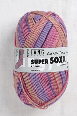 Image of Lang Super Soxx Color 289 Bloody Mary