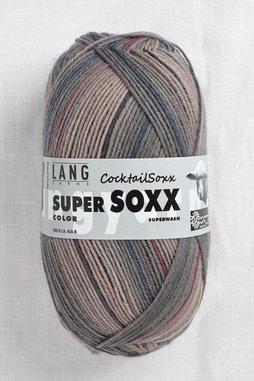 Image of Lang Super Soxx Color 291 Pina Colada