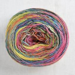 Image of Lang Mille Colori 200g 16 Pink Orange Blue