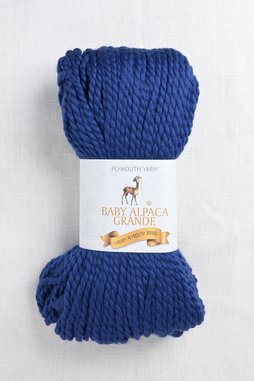 Image of Plymouth Baby Alpaca Grande 1710 Twilight Blue