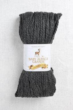Image of Plymouth Baby Alpaca Grande 403 Dark Grey