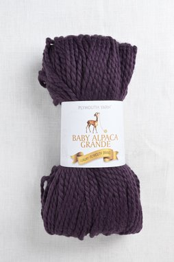 Image of Plymouth Baby Alpaca Grande 4967 Grape
