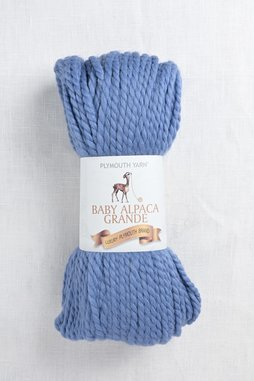 Image of Plymouth Baby Alpaca Grande 6033 Denim