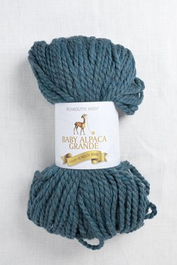 Image of Plymouth Baby Alpaca Grande 7762 Mallard Heather