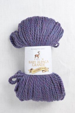 Image of Plymouth Baby Alpaca Grande 835 Blue Mix