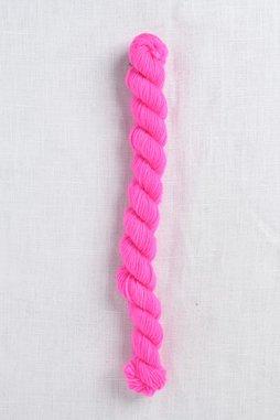 Image of Madelinetosh Unicorn Tails Fluoro Rose
