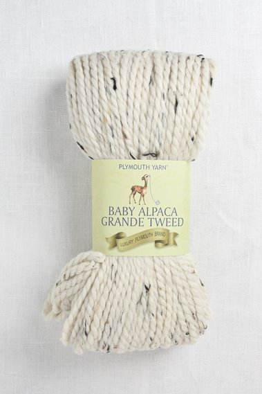 Image of Plymouth Baby Alpaca Grande Tweed