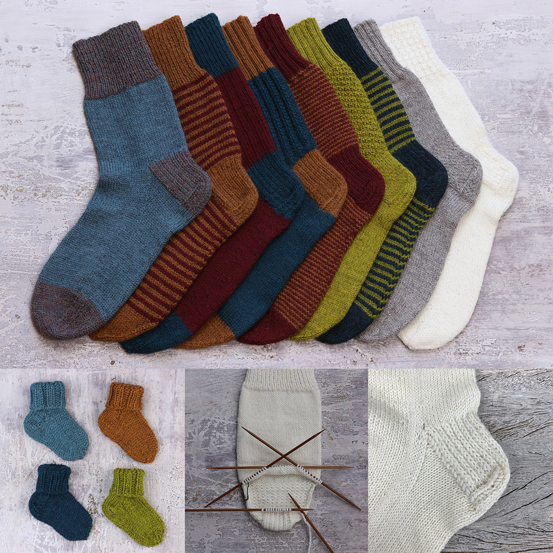 Feature Pattern of the Week - One Sock