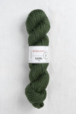 Image of Rauma Ryegarn 587 Hunter Green