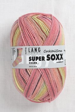 Image of Lang Super Soxx Color 288 Margarita