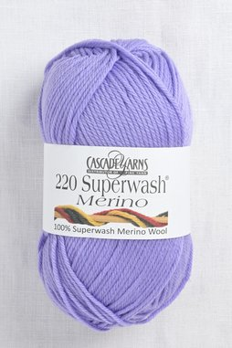 Image of Cascade 220 Superwash Merino 18 Violet Tulip