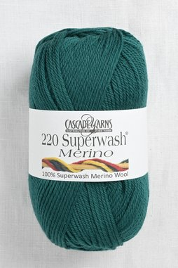 Image of Cascade 220 Superwash Merino 86 Antique Green