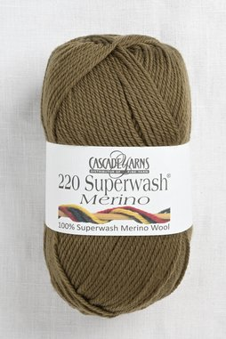 Image of Cascade 220 Superwash Merino 91 Dark Olive