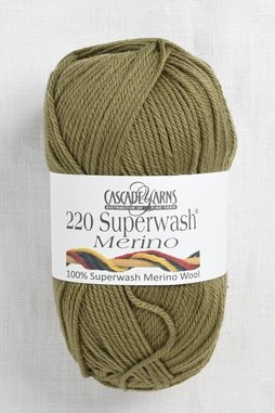 Image of Cascade 220 Superwash Merino 92 Martini Olive