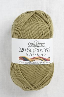 Image of Cascade 220 Superwash Merino 93 Dried Herb