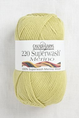 Image of Cascade 220 Superwash Merino 94 Leek Green