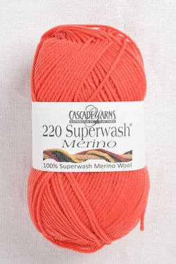 Image of Cascade 220 Superwash Merino 97 Paprika
