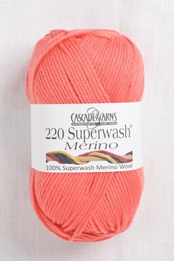 Image of Cascade 220 Superwash Merino 98 Camelia