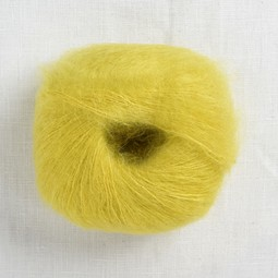 Image of Lang Mohair Luxe 114 Yellow Green