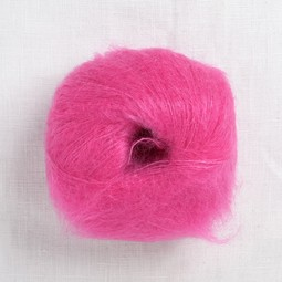 Image of Lang Mohair Luxe 66 Hot Pink