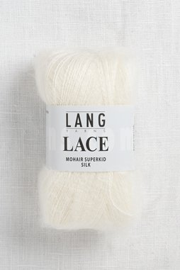 Image of Lang Lace 1 Snow
