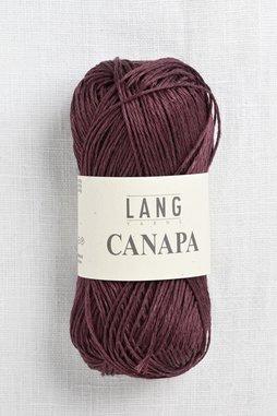 Image of Lang Canapa 64 Bordeaux