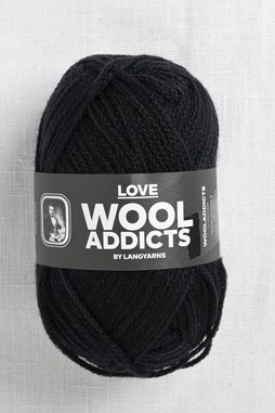 Image of Wooladdicts Love 4 Black (Discontinued)