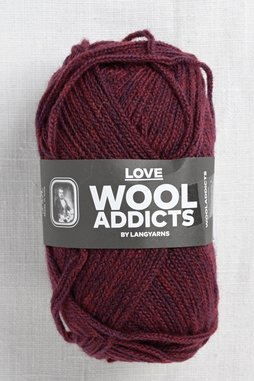 Image of Wooladdicts Love 64 Bordeaux