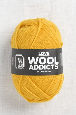 Image of Wooladdicts Love 11 Mustard (Discontinued)