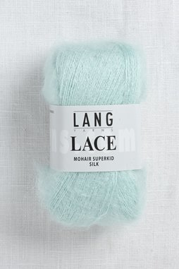 Image of Lang Lace 58 Sea Foam