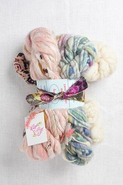 Image of Knit Collage Mini Skein Sampler Set  Bouquet