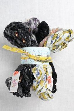 Image of Knit Collage Mini Skein Sampler Set  Black