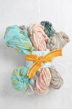 Image of Knit Collage Mini Skein Sampler Set  Seashore