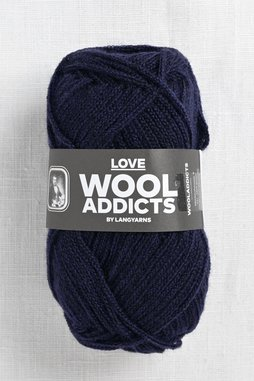 Image of Wooladdicts Love 35 Navy (Discontinued)