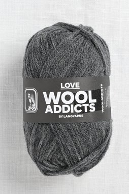 Image of Wooladdicts Love 5 Grey (Discontinued)