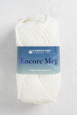 Image of Plymouth Encore Mega 208 White