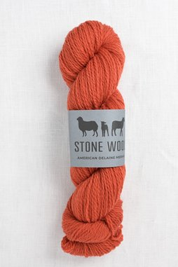 Image of Stone Wool Delaine Merino Saffron