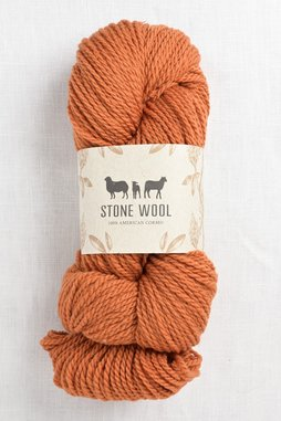Image of Stone Wool Cormo Osage 01 (100g skein)