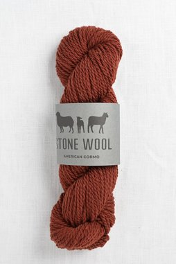 Image of Stone Wool Cormo Osage 03 (50g skein)