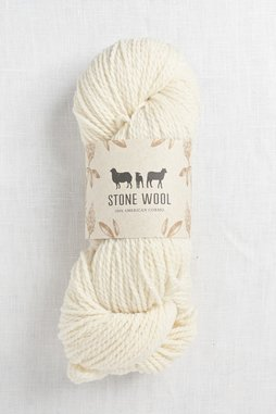 Image of Stone Wool Cormo Scour (100g skein)