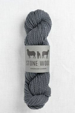Image of Stone Wool Cormo Shale 03 (50g skein)