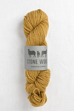 Image of Stone Wool Cormo Tobacco 02 (50g skein)