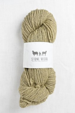 Image of Stone Wool Corriedale Clover 01