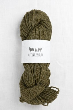 Image of Stone Wool Corriedale Clover 03