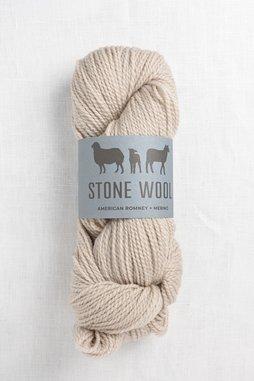 Image of Stone Wool Romney + Merino Tephra